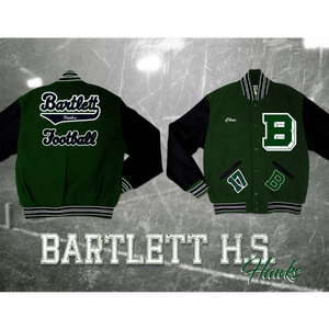 Bartlett High School - Customer's Product with price 296.95