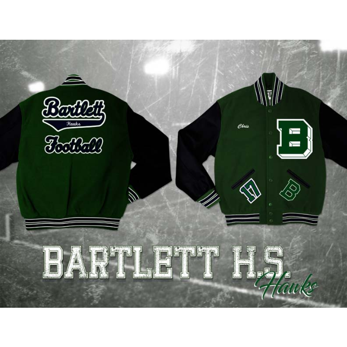 Bartlett High School - Customer's Product with price 422.95