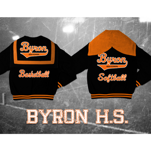 Byron High School - Customer's Product with price 426.90