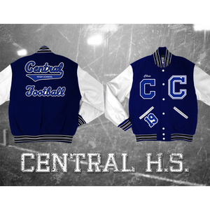Central High School - Customer's Product with price 302.90