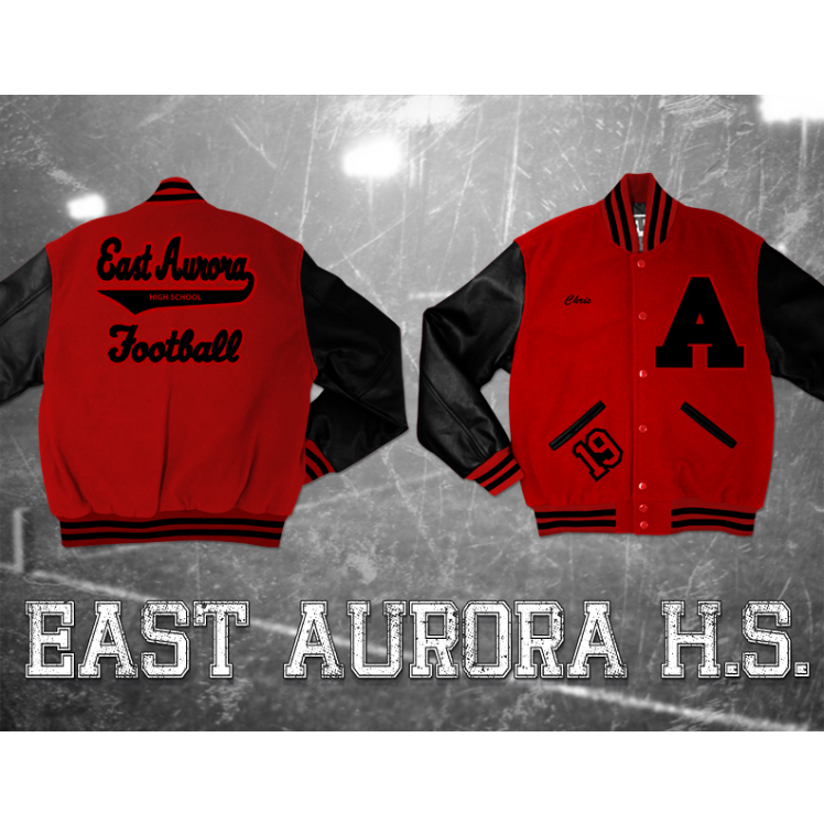 East Aurora High School - Customer's Product with price 367.85