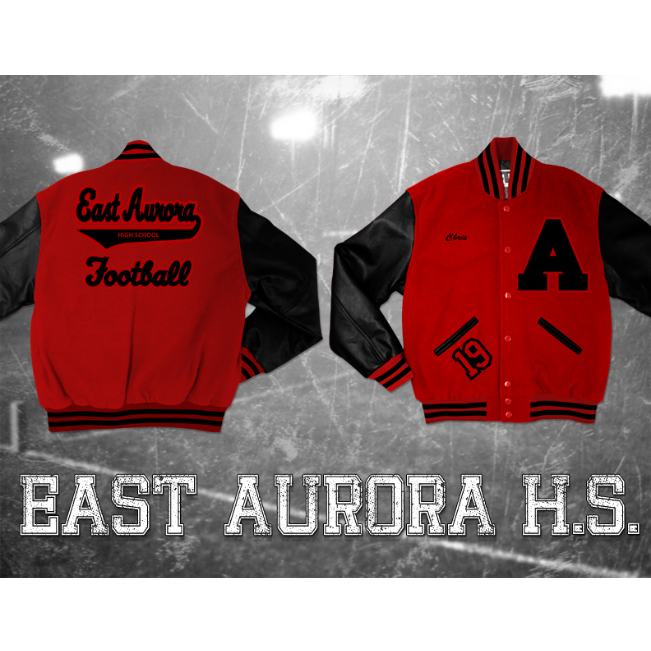 East Aurora High School - Customer's Product with price 296.95