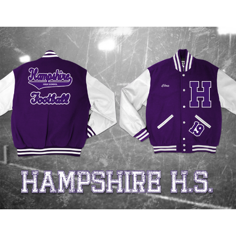 Hampshire High School - Customer's Product with price 354.90