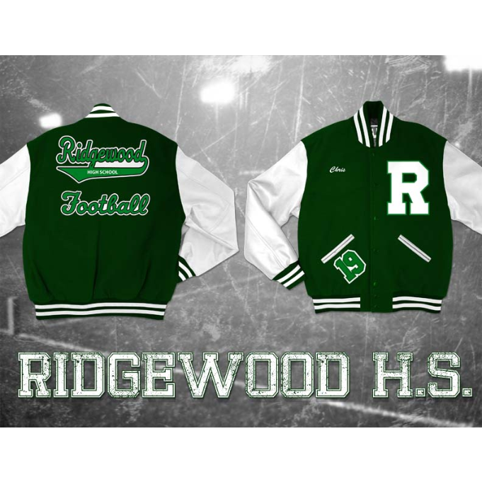 Ridgewood High School - Customer's Product with price 321.95