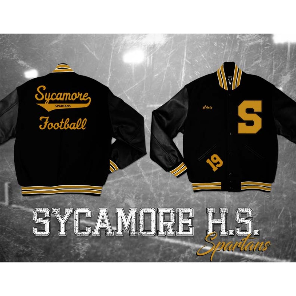 Sycamore High School - Customer's Product with price 302.90