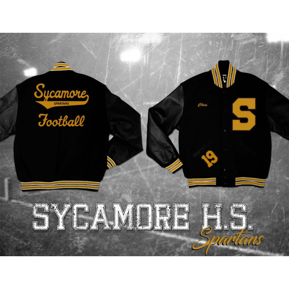 Sycamore High School - Customer's Product with price 287.90