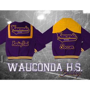 Wauconda High School - Customer's Product with price 240.95
