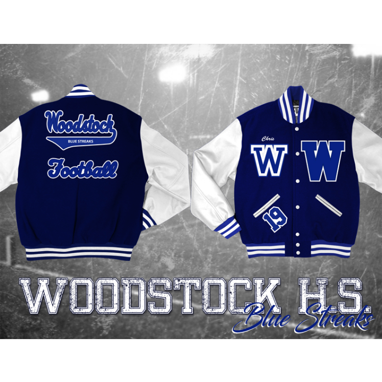 Woodstock High School - Customer's Product with price 248.95