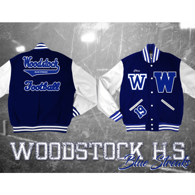 Woodstock High School - Customer's Product with price 250.95