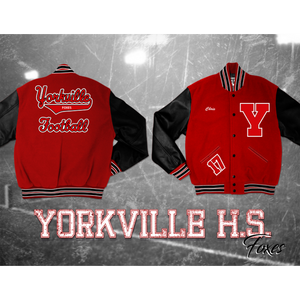 Yorkville High School - Customer's Product with price 306.95