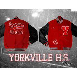 Yorkville High School - Customer's Product with price 330.90