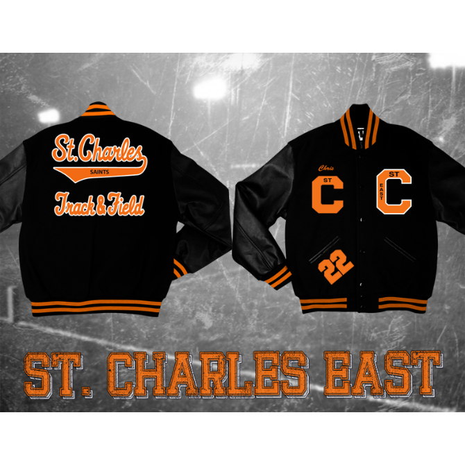 St Charles East High School - Customer's Product with price 205.95