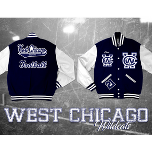 West Chicago High School - Customer's Product with price 335.90