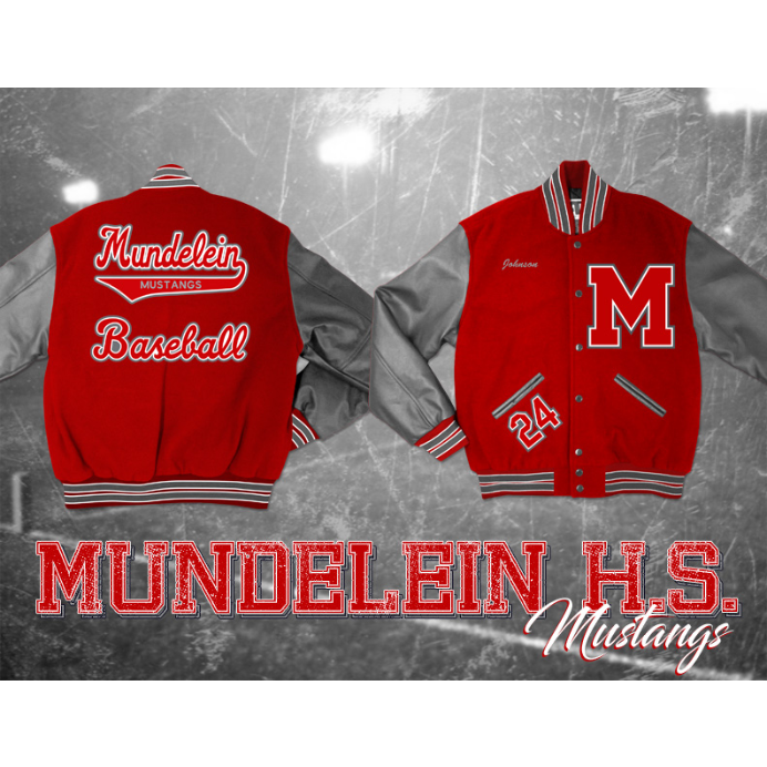 Mundelein High School - Customer's Product with price 330.90