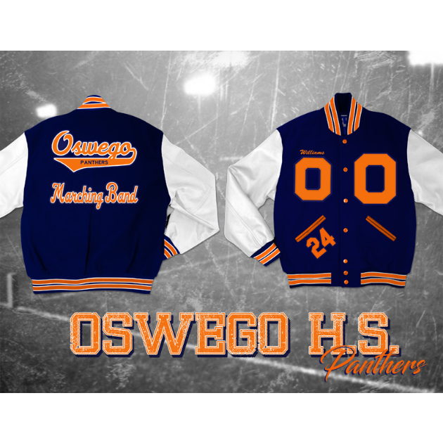 Oswego High School - Customer's Product with price 359.85