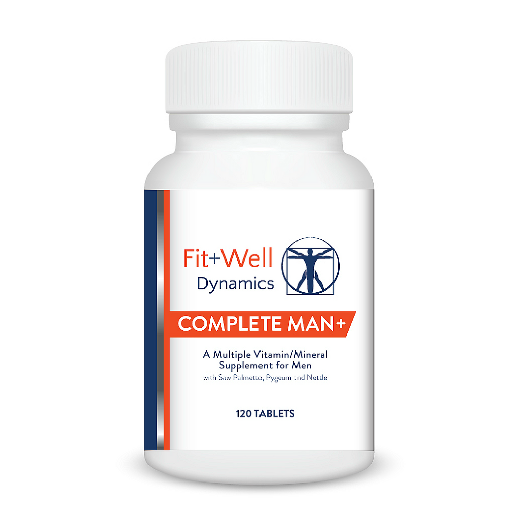 COMPLETE MAN+ 58 Nutrient Multivitamin