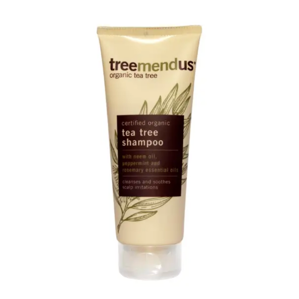 ORGANIC TEA TREE: Shampoo