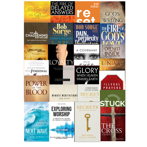 Book Bundle: One Each of All Bob's Books