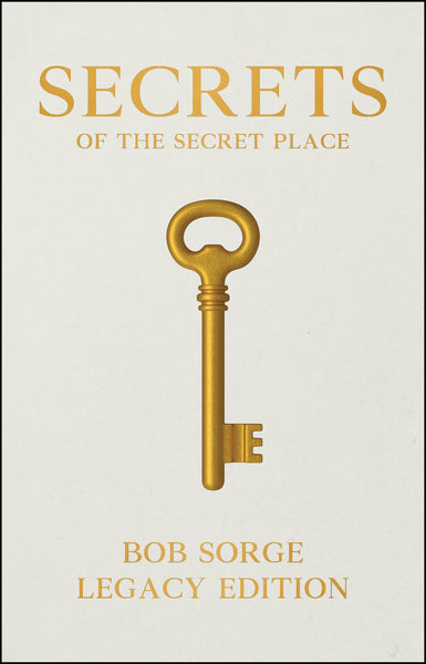Secrets of the Secret Place PAPERBACK