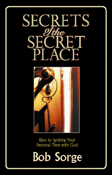Secrets of the Secret Place Audio Book (Download)