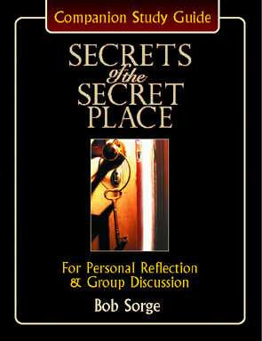 Secrets of the Secret Place Companion Study Guide (eBook)