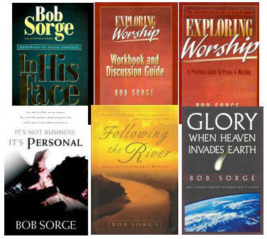 Bob's Worship Materials Bundle