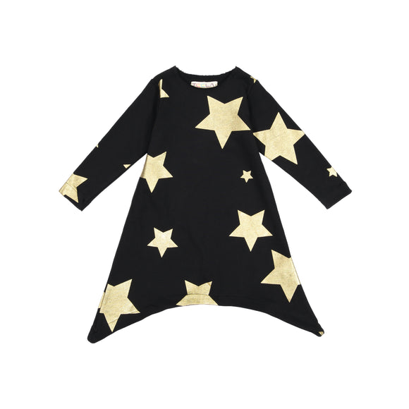 ZOE Star Assymetrical Dress
