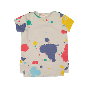 PAINT SPLATTER Boy's Tshirt