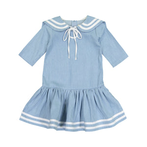 DENIM SAILOR Dress - FINAL SALE