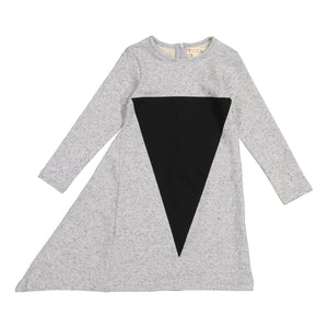 ALLY Triangle Assymetrical Dress - FINAL SALE