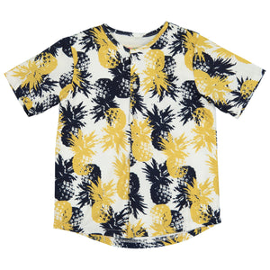 CALEB Pineapple Boy's Top