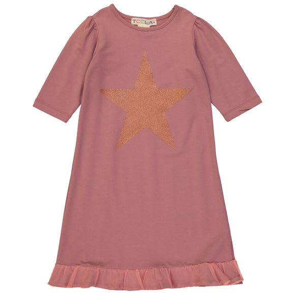 STAR Nightgown - Mauve