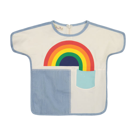 RAINBOW Boy's Color Block Tshirt