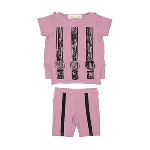 BELT Baby Set - Orchid