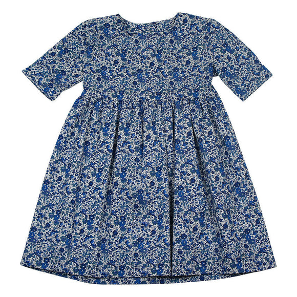 Teela Navy Liberty Dress