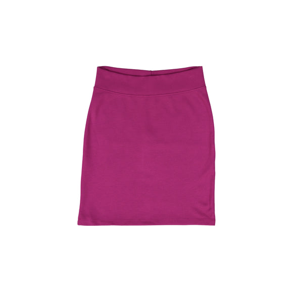 Pencil Skirt - Fuchsia