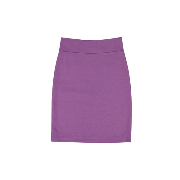 Pencil Skirt - Lilac
