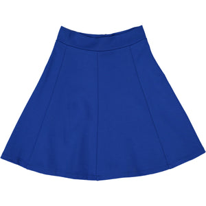 Panel Skirt - Royal Blue