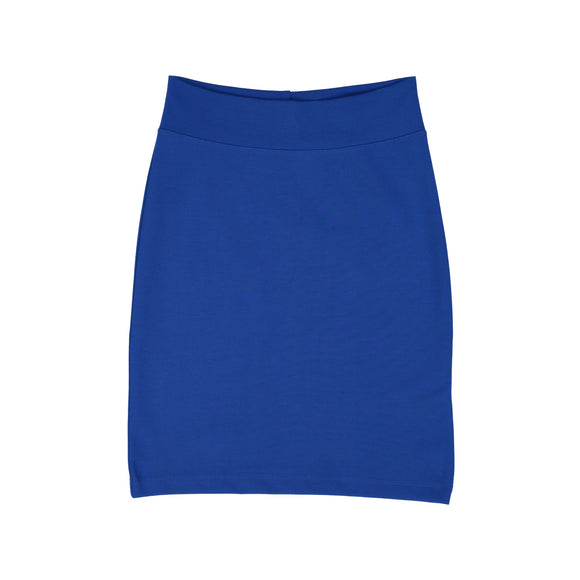 Pencil Skirt - Royal Blue