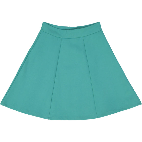 Panel Skirt - Sea Foam