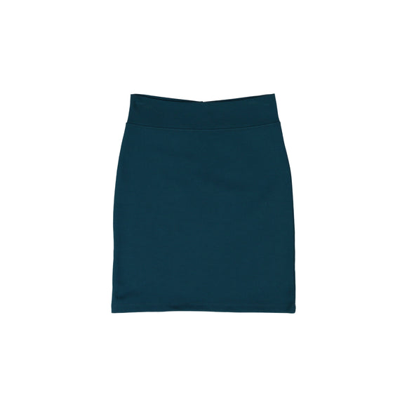 Pencil Skirt - Teal