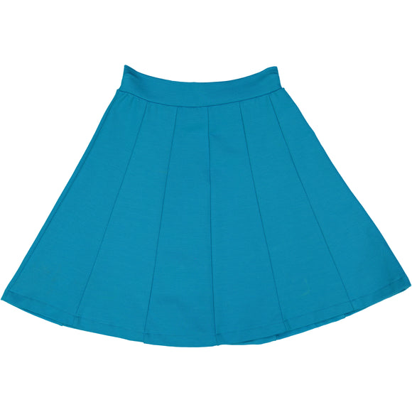 Panel Skirt - Turquiose