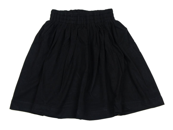 Teela Black Summer Skirt - Young Timers Boutique