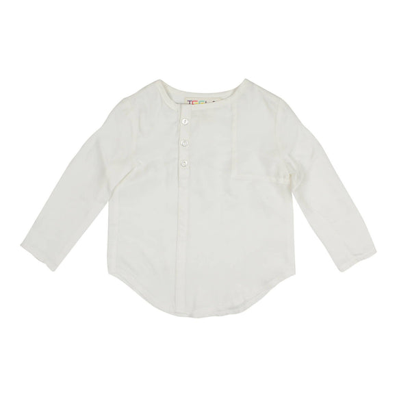 Teela Boys' DON White Shirt