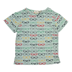 Teela Boys' Glasses T-Shirt