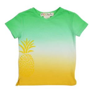 Teela Boys' Pineapple T-Shirt