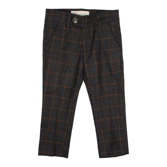 Teela Boys' REX Earth Pants