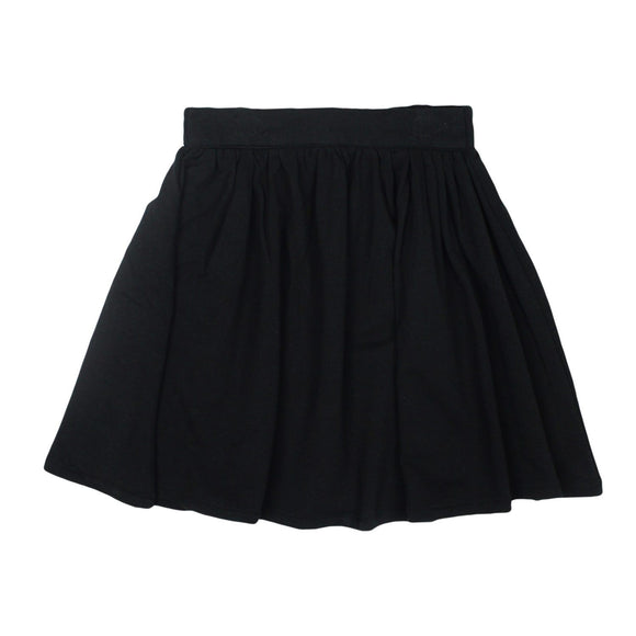 Teela Girls' Black Basic Skirt