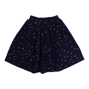 Teela Girls' DEB Polka Dot Skirt