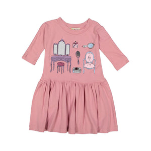Teela Girls' Dress Up Dress